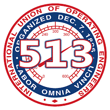 Operating Engineers - Local 513