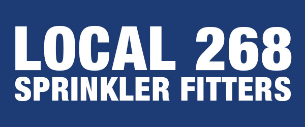 Sprinkler Fitters Local 268